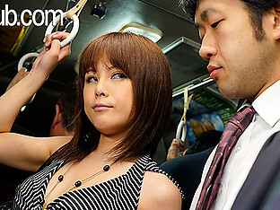 JAVHUB Erena Mizuhara jerks one guy and fucks another